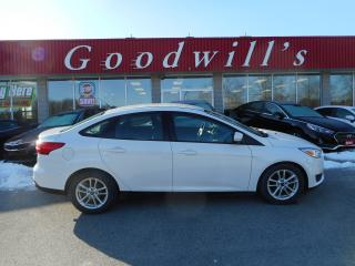 Used 2016 Ford Focus ! BLUETOOTH! BACKUP CAMERA! for sale in Aylmer, ON