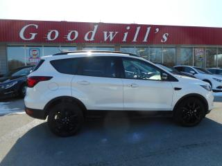 Used 2019 Ford Escape ! POWER REAR HATCH! HEATED LEATHER SEATS! NAV! for sale in Aylmer, ON