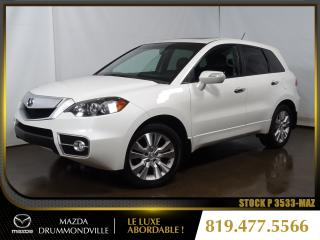 Used 2012 Acura RDX TECH AWD CUIR TOITOUV GPS GARANTIE for sale in Drummondville, QC