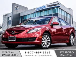 Used 2012 Mazda MAZDA6 AUTO|4 CYLINDER ENGINE|BLUE TOOTH|SUN ROOF|LOW KM for sale in Scarborough, ON