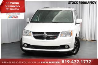 Used 2016 Dodge Grand Caravan PREMIUM PLUS| CUIR| DVD| CAM RECUL for sale in Drummondville, QC