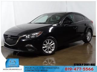 Used 2016 Mazda MAZDA3 |GS|SIEGCHAUF|MAG|CAMERA|REGVIT|BLUETOOTH| for sale in Drummondville, QC