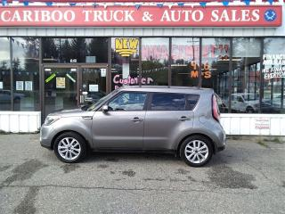 Used 2016 Kia Soul EX+ for sale in Quesnal, BC