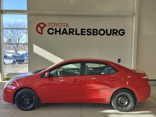 Used 2016 Toyota Corolla LE berline 4 portes CVT for sale in Québec, QC