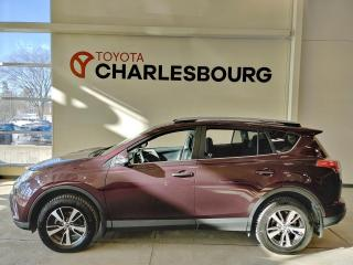 Used 2017 Toyota RAV4 XLE AWD for sale in Québec, QC
