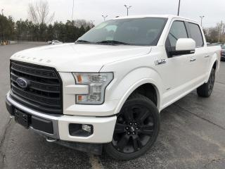 Used 2017 Ford F-150 Limited CREW 4X4 for sale in Cayuga, ON