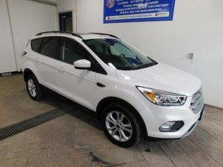 Used 2018 Ford Escape SEL LEATHER NAVI SUNROOF FWD for sale in Listowel, ON