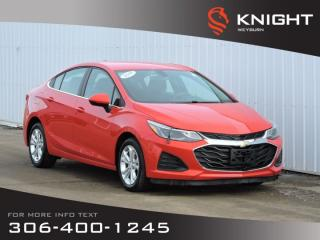 Used 2019 Chevrolet Cruze LT FWD | Heated Seats | Back-up Camera | Remote Start | Bluetooth for sale in Weyburn, SK