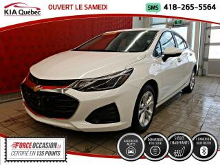 Used 2019 Hyundai Elantra LT* 5 PORTES* CECI EST UN CHEVROLET CRUZ for sale in Québec, QC