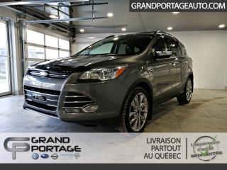 Used 2014 Ford Escape 4 portes SE, Traction intégrale for sale in Rivière-Du-Loup, QC