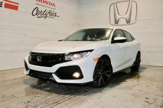 Used 2017 Honda Civic Sport 4 Portes for sale in Blainville, QC