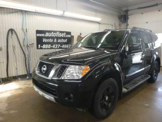 Used 2012 Nissan Pathfinder 4WD 4dr LE for sale in St-Raymond, QC