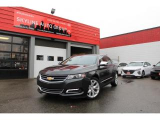 Used 2019 Chevrolet Impala 4dr Sdn Premier w/2LZ for sale in Surrey, BC