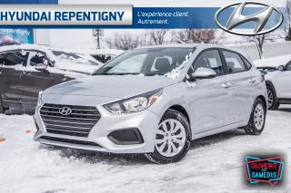 Used 2019 Hyundai Accent ESSENTIAL COMFORT 5 PORTES**A/C, CAMÉRA** for sale in Repentigny, QC