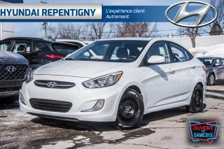 Used 2015 Hyundai Accent SE 4 PORTES**A/C, MAGS, TOIT OUVRANT** for sale in Repentigny, QC