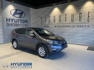 Used 2016 Honda CR-V EX AWD+DEMARREUR+CAMERA+TOIT+ANGLES-MORT for sale in Sherbrooke, QC
