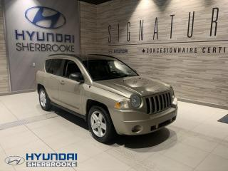 Used 2010 Jeep Compass SPORT 2X4+2.4+AIR CLIMATISÉ+CRUISE for sale in Sherbrooke, QC