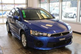 Used 2016 Mitsubishi Lancer ES AWD CVT for sale in Lévis, QC