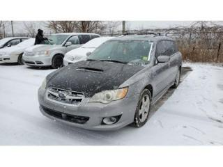 Used 2008 Subaru Legacy for sale in Whitby, ON
