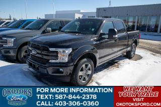 New 2020 Ford F-150 Lariat for sale in Okotoks, AB