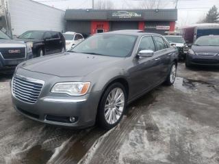 Used 2011 Chrysler 300 4DR SDN LTD RWD for sale in Lemoyne, QC
