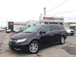 Used 2016 Honda Odyssey - 2.99% Financing | 6 Months Deferral - EX-L - 8 PASS - DVD - SUNROOF - LEATHER for sale in Oakville, ON