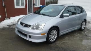 Used 2004 Honda Civic SiR for sale in Richelieu, QC