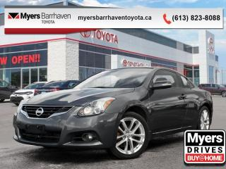 Used 2012 Nissan Altima 3.5 SR  - Bluetooth -  Heated Mirrors - $83 B/W for sale in Ottawa, ON