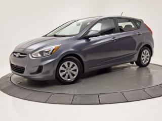 Used 2016 Hyundai Accent LE A/C DÉMARREUR À DISTANCE for sale in Brossard, QC