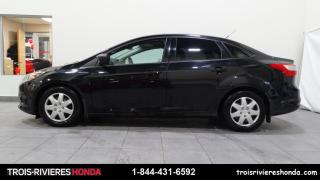 Used 2014 Ford Focus S + BLUETOOTH + VITRES TEINTÉES ! for sale in Trois-Rivières, QC