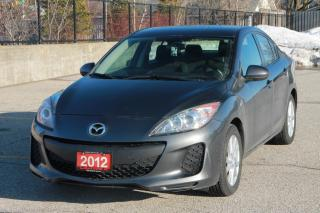 Used 2012 Mazda MAZDA3 GX Bluetooth | CERTIFIED for sale in Waterloo, ON