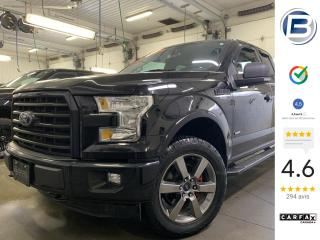 Used 2016 Ford F-150 SPORT APPARENCE 4x4 for sale in St-Hyacinthe, QC