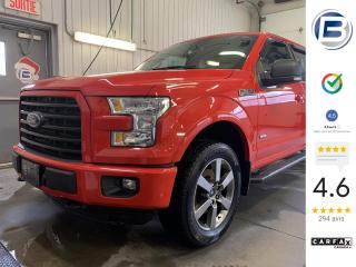 Used 2016 Ford F-150 SPORT APPARENCE cabine multi-places 4x4 for sale in St-Hyacinthe, QC