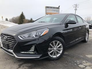 Used 2018 Hyundai Sonata GL Heated Seats, BackupCam, Bluetooth and Steering Wheel Controls! Pwr Windows, Cruise, Air, Keyless En for sale in Kemptville, ON