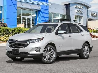 New 2019 Chevrolet Equinox Premier Demo Clearance for sale in Scarborough, ON