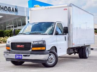Used 2018 GMC Savana Cutaway Work Van for sale in Scarborough, ON