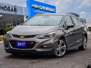 Used 2017 Chevrolet Cruze Premier Auto for sale in Scarborough, ON