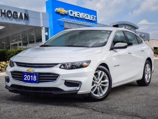 Used 2018 Chevrolet Malibu LT for sale in Scarborough, ON