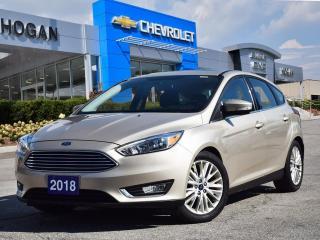 Used 2018 Ford Focus Titanium for sale in Scarborough, ON