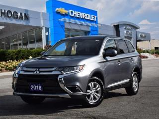Used 2018 Mitsubishi Outlander ES for sale in Scarborough, ON