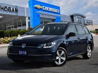 Used 2018 Volkswagen Golf Sportwagen for sale in Scarborough, ON