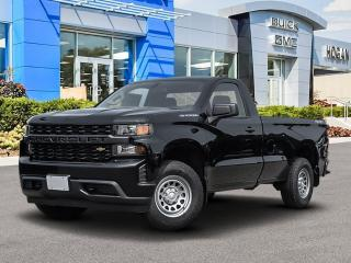 New 2020 Chevrolet Silverado 1500 Work Truck for sale in Scarborough, ON