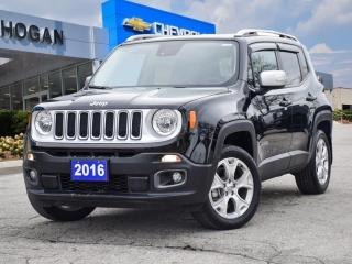 Used 2016 Jeep Renegade Limited for sale in Scarborough, ON