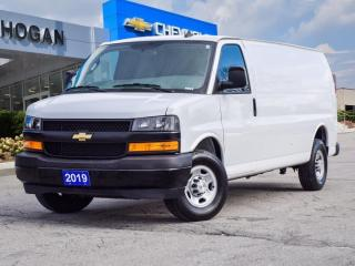 Used 2019 Chevrolet Express 2500 Work Van for sale in Scarborough, ON