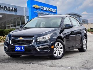 Used 2016 Chevrolet Cruze Limited 1LT for sale in Scarborough, ON