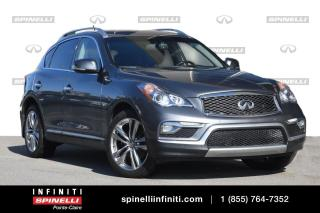 Used 2016 Infiniti QX50 PREMIUIM // TOIT / CAMERA // BOSE SOUND SYSTEM GARANTIE COMPLETE INCLUS for sale in Montréal, QC