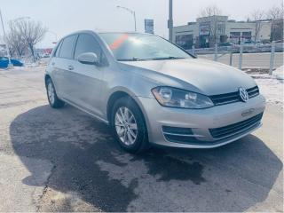 Used 2015 Volkswagen Golf 5dr HB Man 1.8 TSI Trendline for sale in Lévis, QC