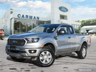 New 2020 Ford Ranger XLT for sale in Carman, MB