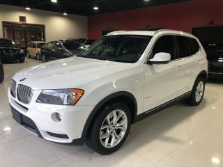 Used 2012 BMW X3 28i for sale in Thornhill, ON