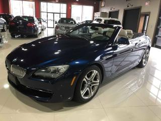 Used 2012 BMW 6 Series 650i for sale in Thornhill, ON
